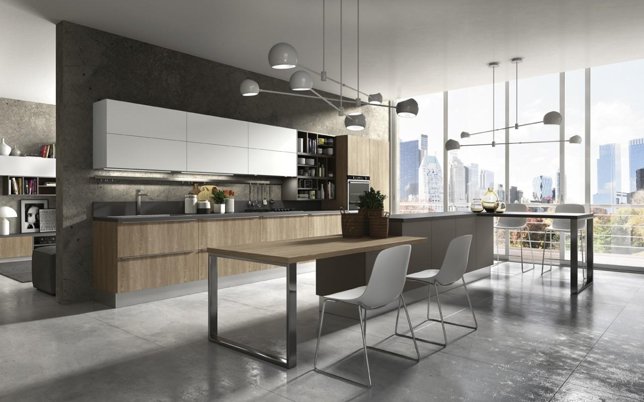 Cucine moderne for Arredamenti e cucine